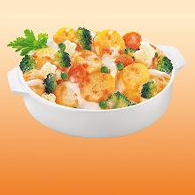 Abbildung Kartoffel Gemüse-Auflauf