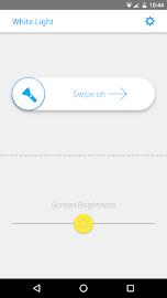 White Light Flashlight Screenshot 1