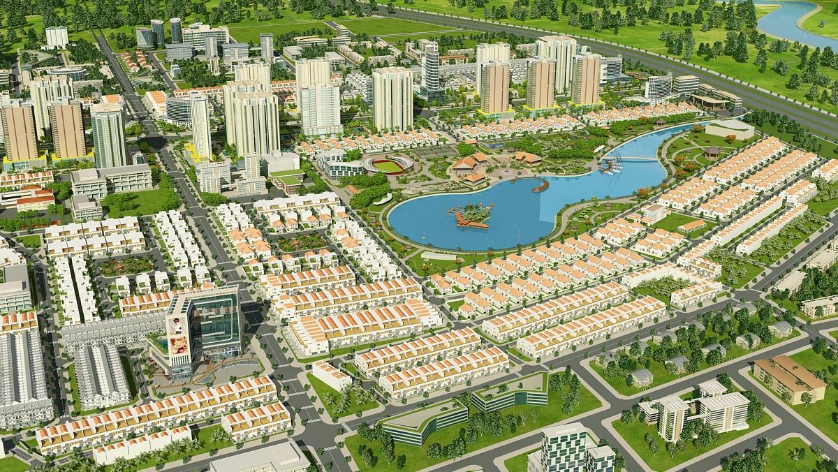Tìm hiểu về dự án bất động sản Đông Tăng Long