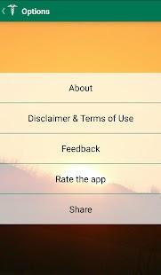 Aesculapian - Symptom checker screenshot