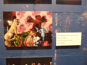 Photo: Foto van de operavoorstelling met het kostuum