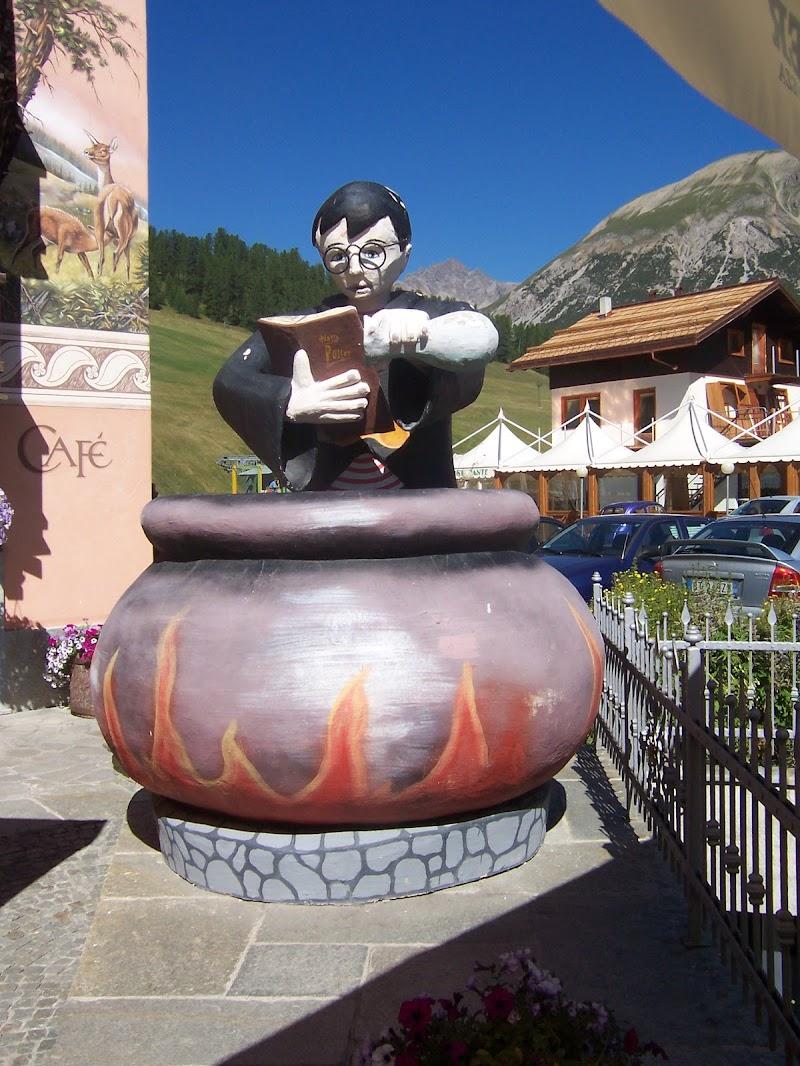 Harry Potter-Livigno di Antonio De Felice