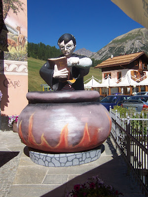 Harry Potter-Livigno di Antonio De Felice
