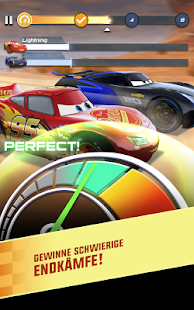 Cars: Die Lightning-Liga Screenshot
