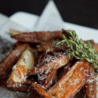 Parmigiano & Lemon-Thyme Oven-Fries.