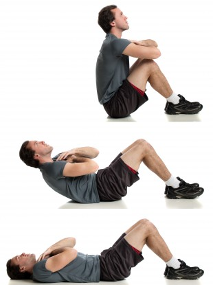 Beginners Workout- Sit-Ups