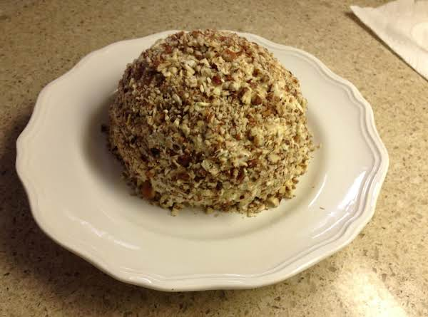 Pineapple Cheese Ball Recipe