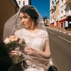 Wedding photographer Yana Tikhonova (Tihonovfoto). Photo of 24.04.2018