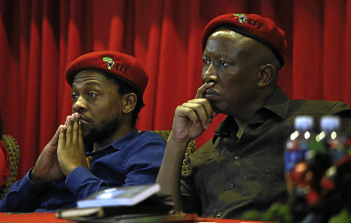 Malema, Ndlozi, word aangekla vir 'geskarrel' tydens die Winnie-gedenkteken: NVG - SowetanLIVE