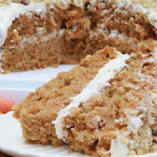 Fat Free Carrot Cake Recipes