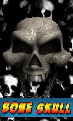 Skull Live Wallpaper 3D Screenshot 1 2
