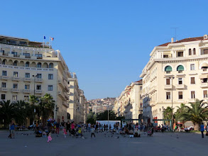 Photo: Thessaloniki - Aristotelous Square