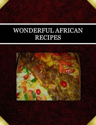 WONDERFUL AFRICAN RECIPES