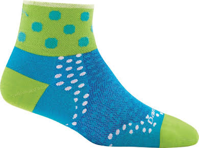 Darn Tough Women's Dot 1/4 Ultra Light Sock