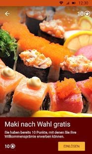 Sushi Club - náhled