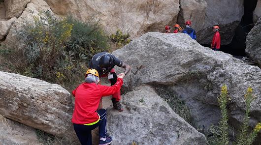 La adrenalina como motor para explorar Almería