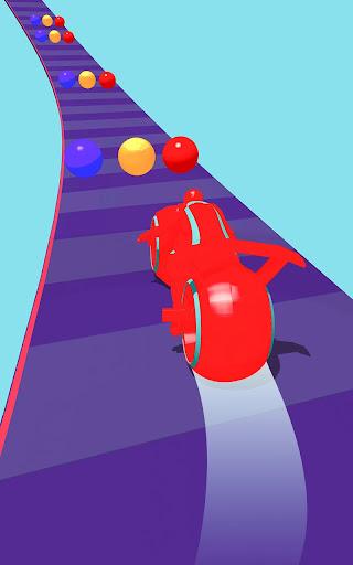 Color Bikes Road Rush  screenshots 3
