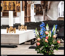 Photo: im Dom der Hansestadt Lübeck