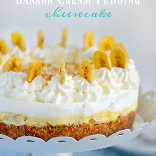 No Bake Banana Pudding Cheesecake Recipes