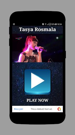 LAGU TASYA Rosmala - Engkaulah Takdirku Offline 2.4 screenshots 1