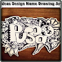 Ideas Design Name Drawing Art APK icon