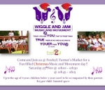 Wiggle and Jam Music and Movement for Kids : Fresh2U Farmer's Market