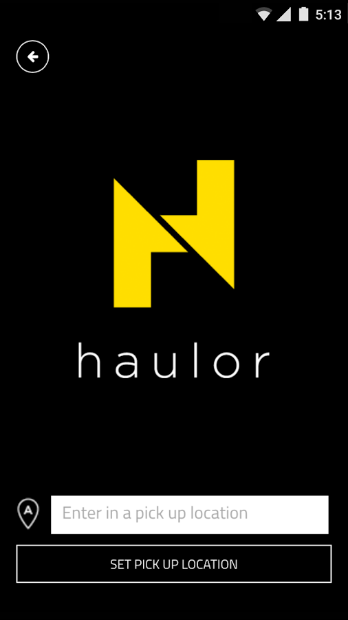 Haulor- screenshot