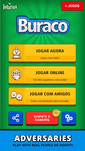 Buraco Canasta Jogatina: Card Games For Free apkpoly screenshots 3
