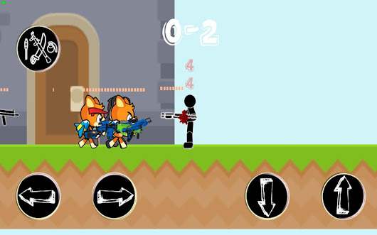 StickmanPaintball - Android Apps on Google Play