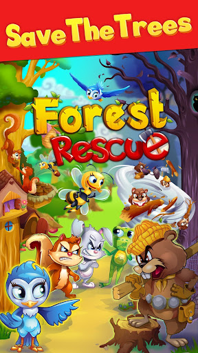 Forest Rescue: Match 3 Puzzle  screenshots 24