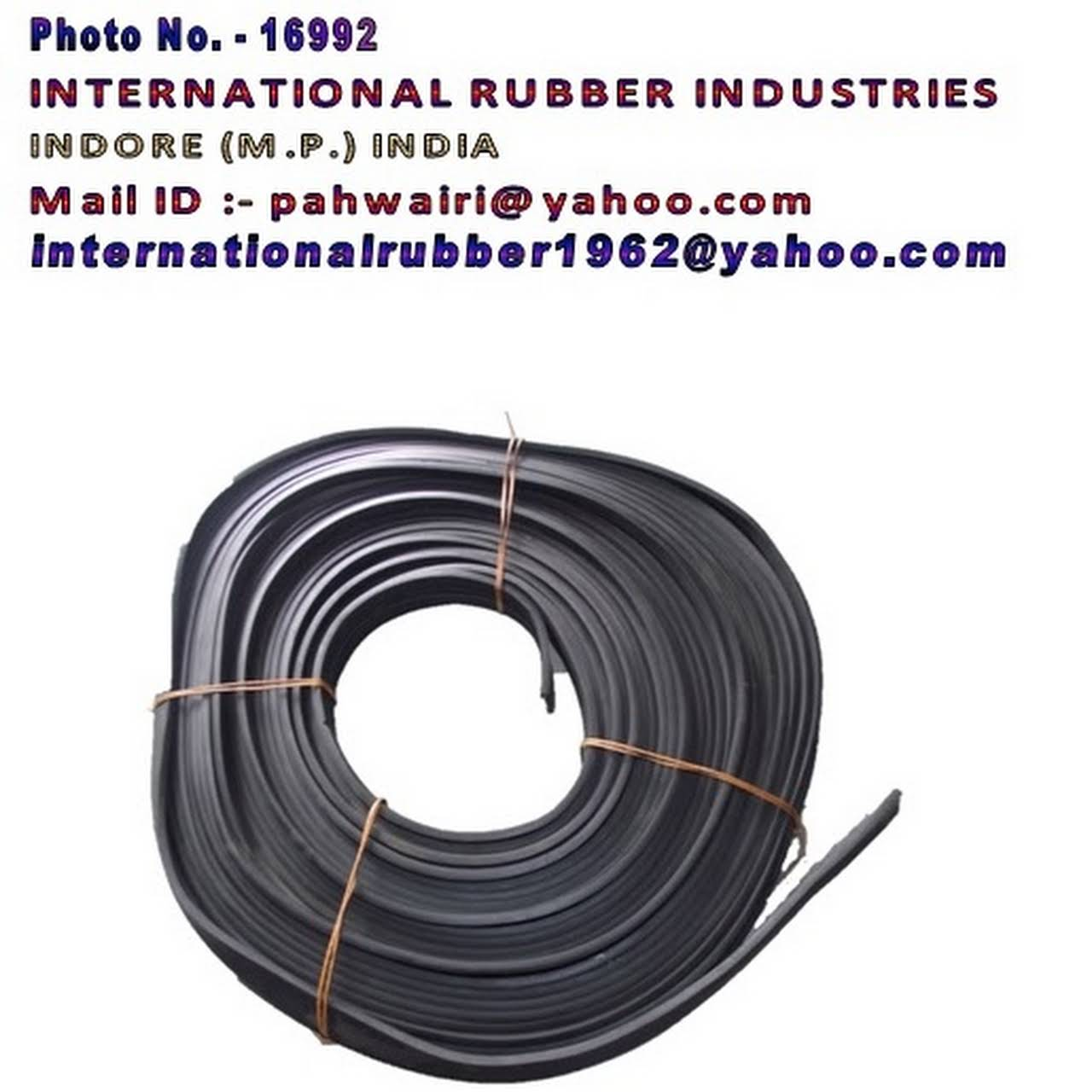 International Rubber Industries - Rubber Products Manufacturer