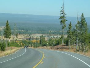 Photo: On va passer ces collines