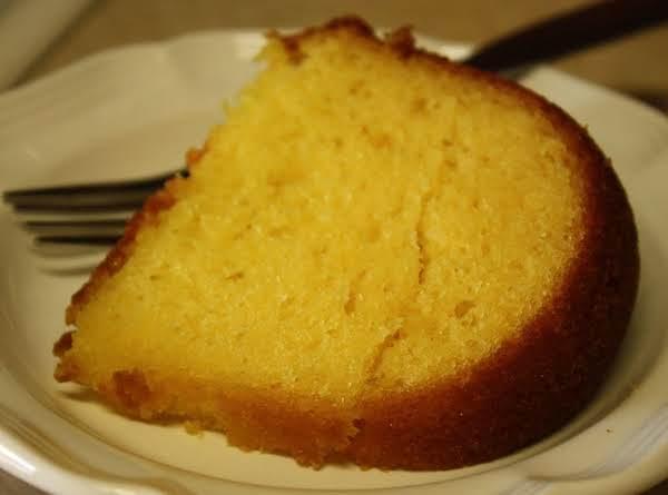 Mountain Dew Pound Cake