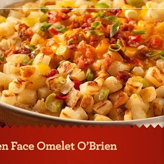 Open Face Omelet O'Brien