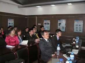Photo: visited Wuhan University