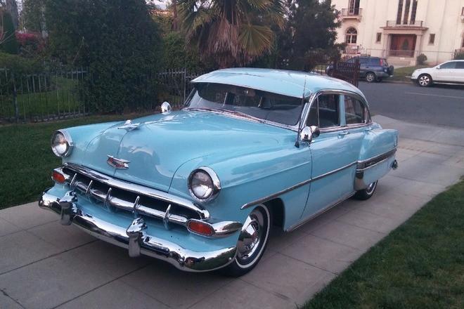 1954 Chevy Bel Air Hire Bellflower