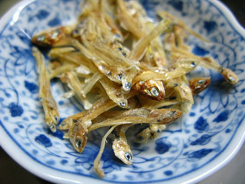chinese, dried anchovies, pork, steamed pork, recipe, steamed, 小銀魚, 蒸, 肉餅