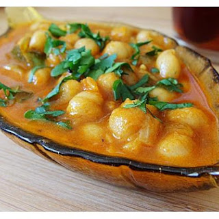 Chickpea Curry (Channa)