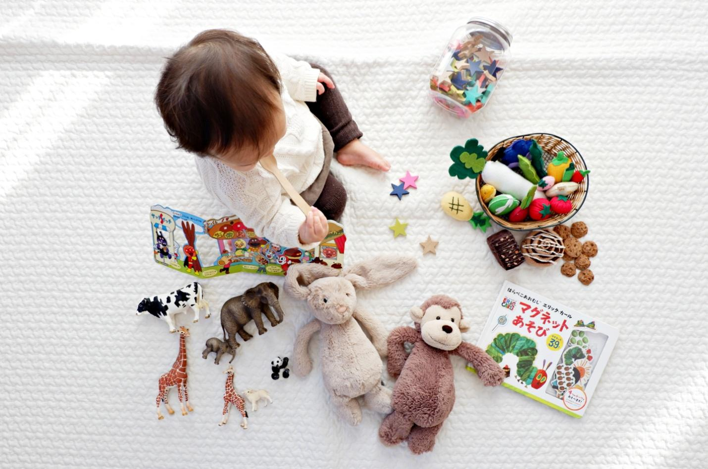 Toy Choice For Crib