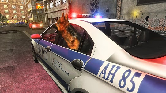 Police Dog Survival 9