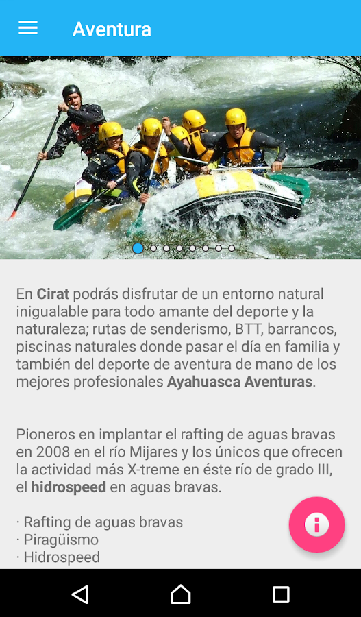 Cirat Turismo- screenshot