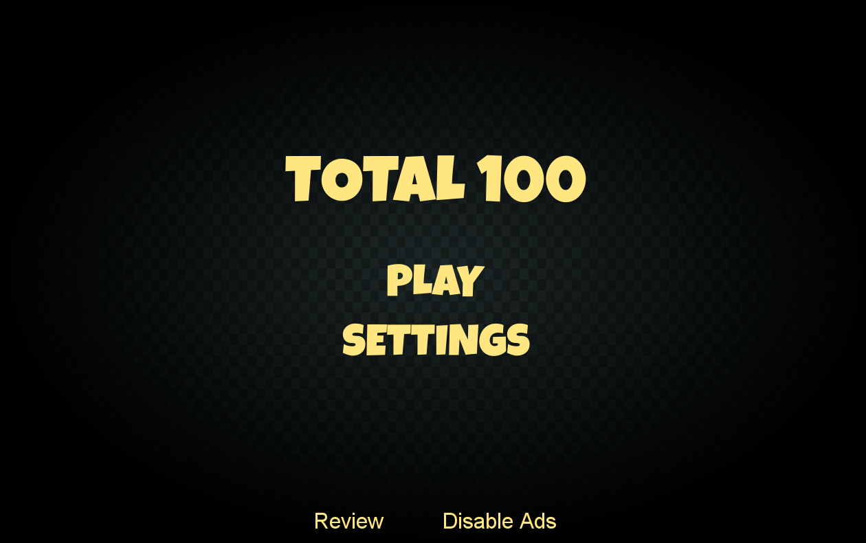 TOTAL100 Free- screenshot