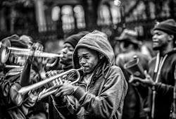 Jazz in the streets of New Orleans di Marco Tagliarino