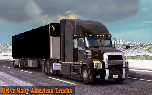 US Heavy Grand Truck Cargo 3D Driver 1.0 screenshots 3