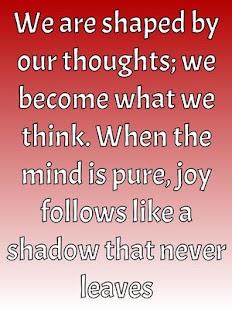 Buddha Stimulating Quotes - náhled