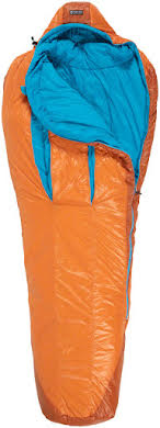 NEMO Kyan 35 Sleeping Bag, Primaloft Silver Synthetic Insulation: Regular, Amber/Alpine alternate image 5