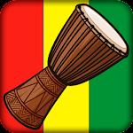 African percussion (MP3 & WAV) Icon