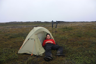 Photo: Iceland Trek part 1: Summer. 2010. First unsupported trek from highst point North to lowest point South (between extreme lattitude thus)