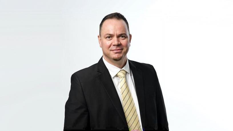 Ian Jansen van Rensburg, lead technologist and senior SE manager at VMware.