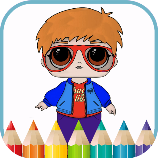 Coloring Book Dolls Cute Dolls Coloring For Girl Apps